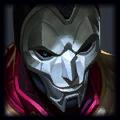 League of Legends Patch 10.25 Jhin