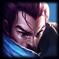 League of Legends Patch 10.25 Yasuo