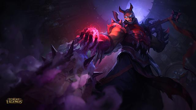 News Of Legends Splash Art League Of Legends News And Content