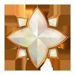 A Queda das Estrelas badge