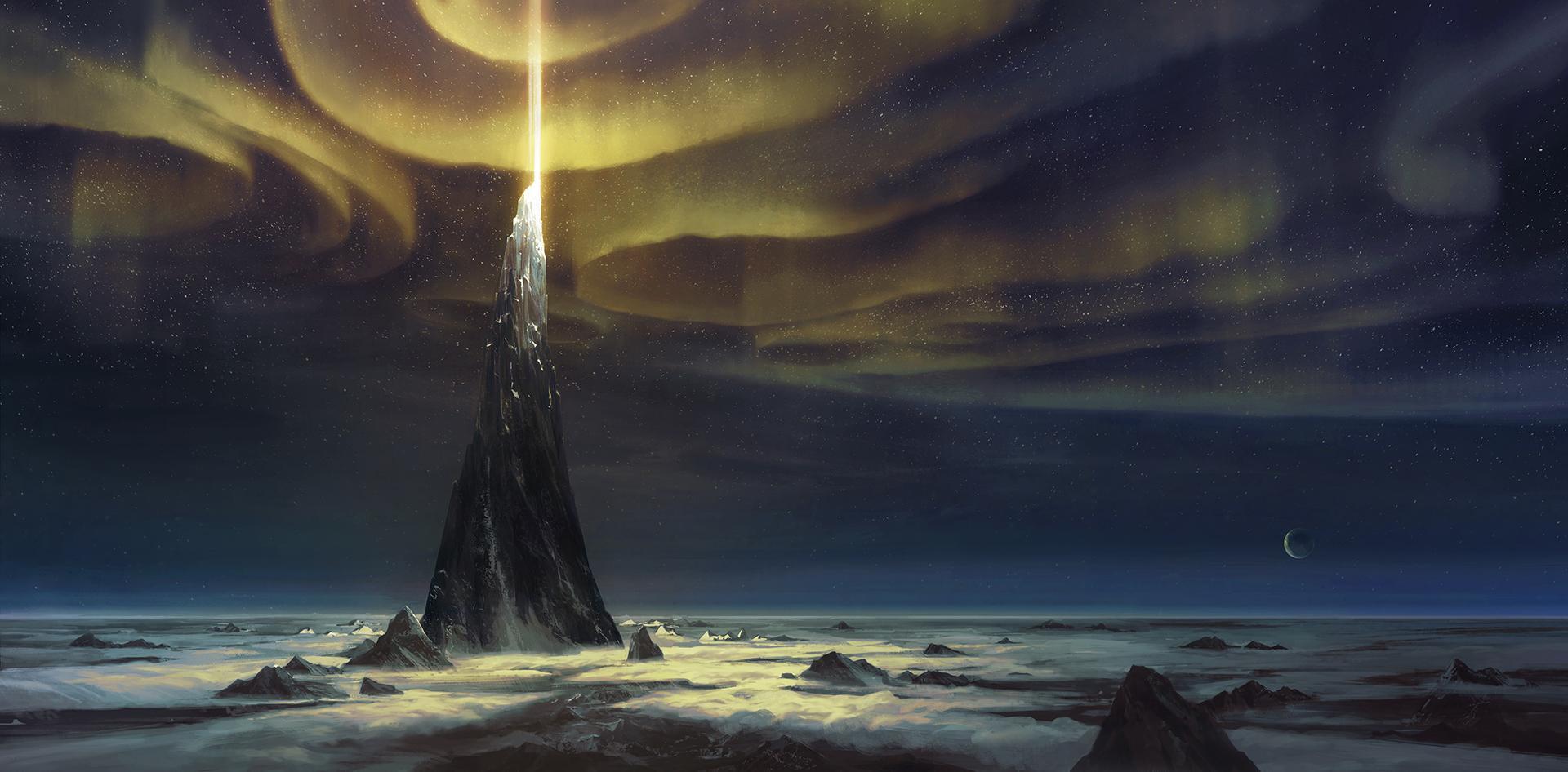 Resultado de imagem para Monte Targon