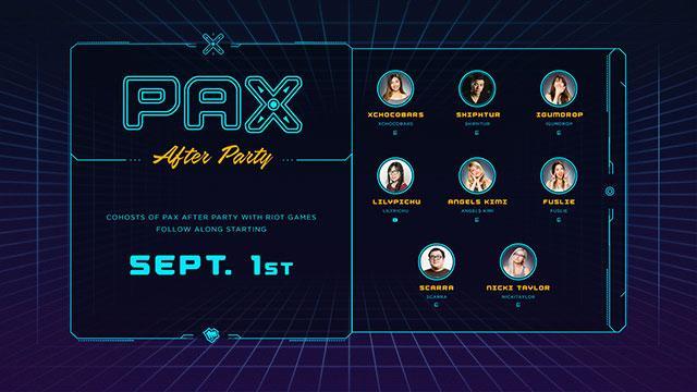 PAX West kicks off | League of Legends
