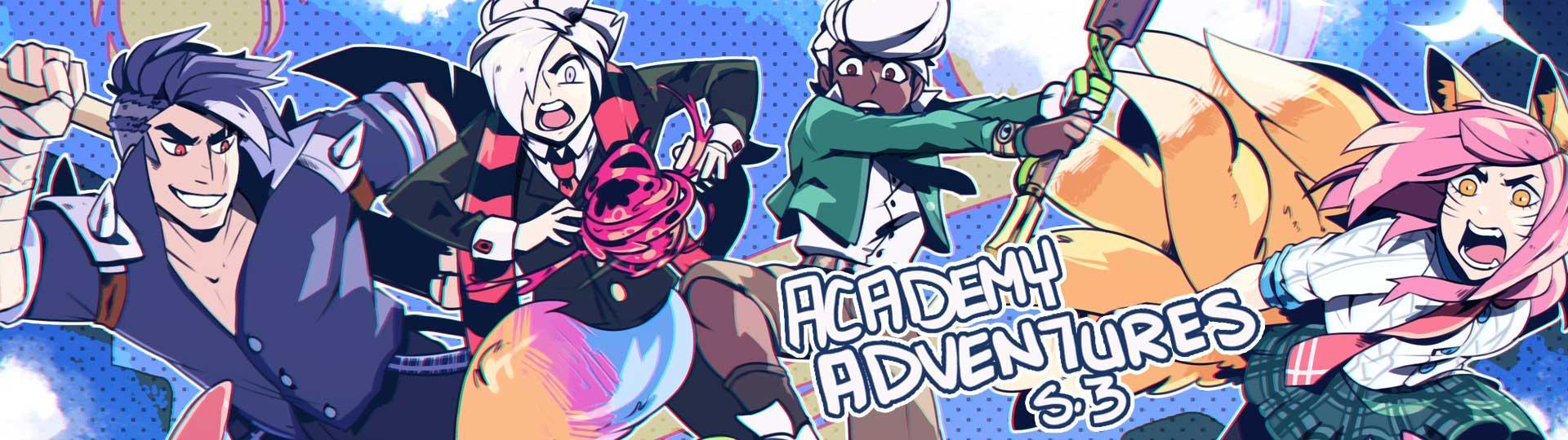 Academy Adventures 3 League Of Legends