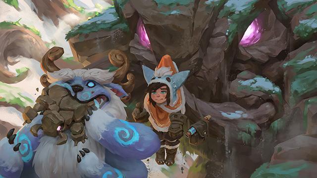 Creator Spotlight: Hozure | League of Legends