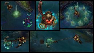 Dev Blog: Visual Effects in League of Legends   League of Legends