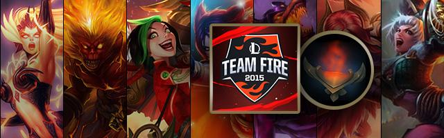 Team Fire Megafan Bundle - 8737 RP (14313 if you need the champions)
