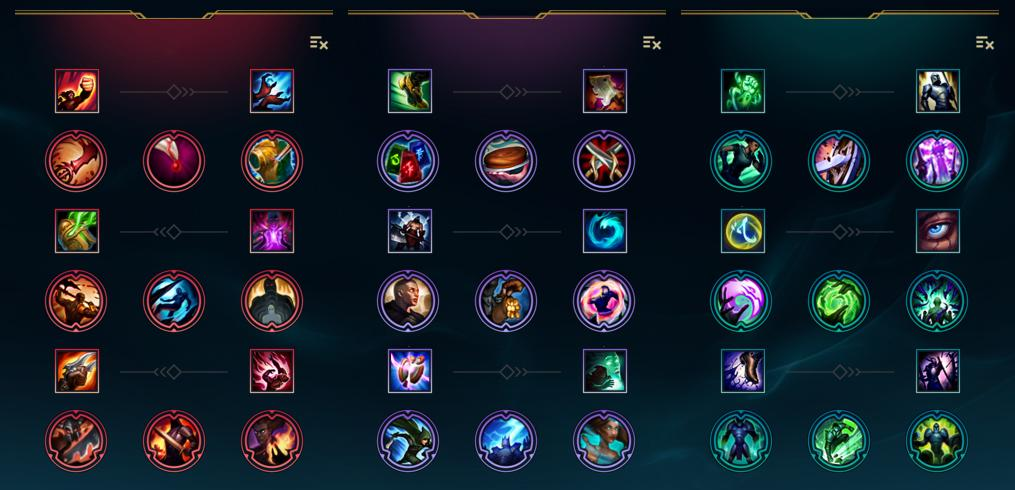 Pre Season  Build Vayne