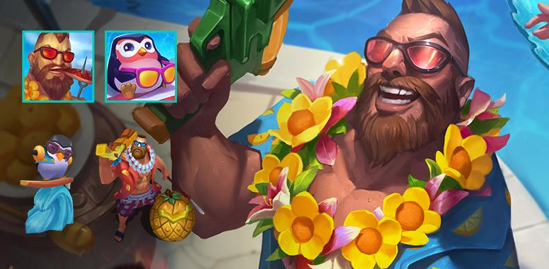 Learn More Pool Party 2018 League Of Legends