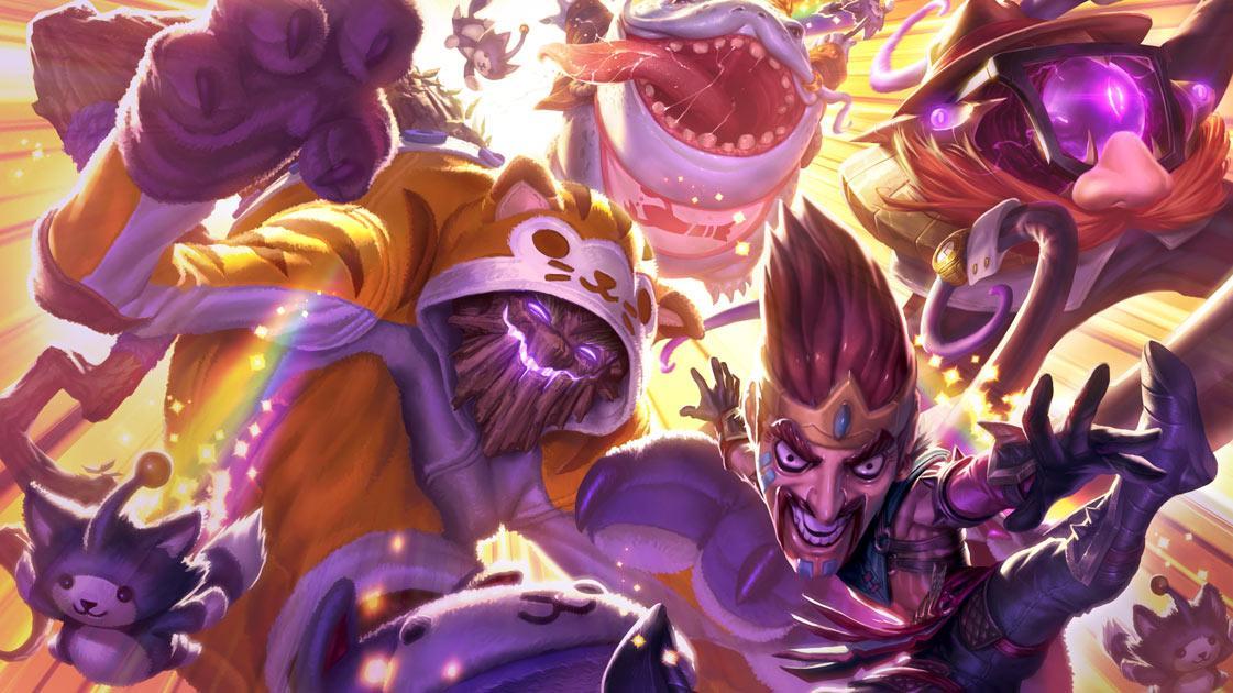 Mehr Erfahren A Grillscherz Event League Of Legends