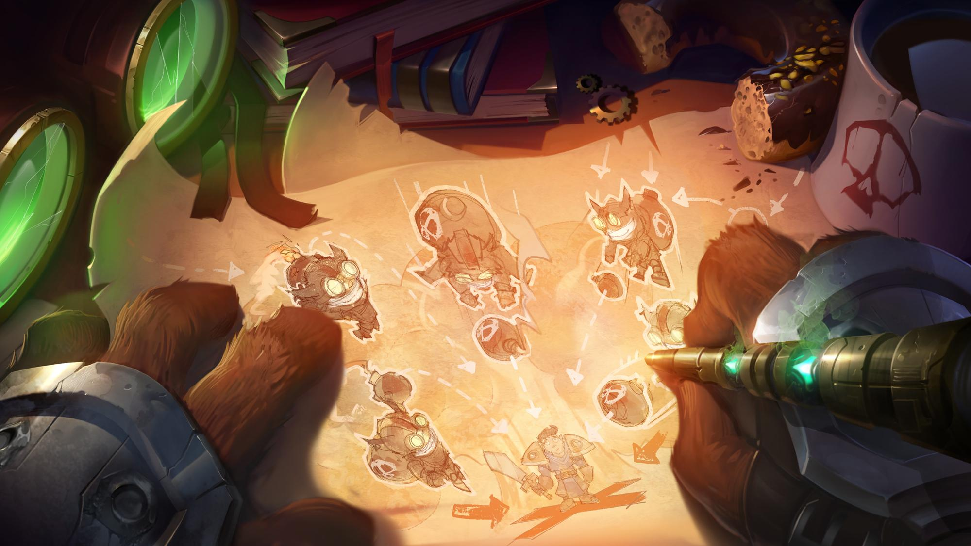 Learn more: April Foods Event | League of Legends