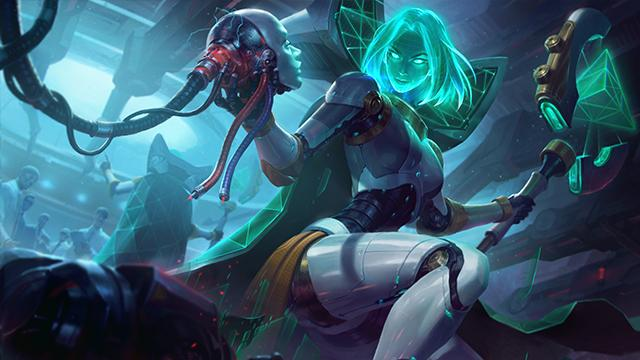 New Epic skins: Program Nami and LeBlanc | League of Legends