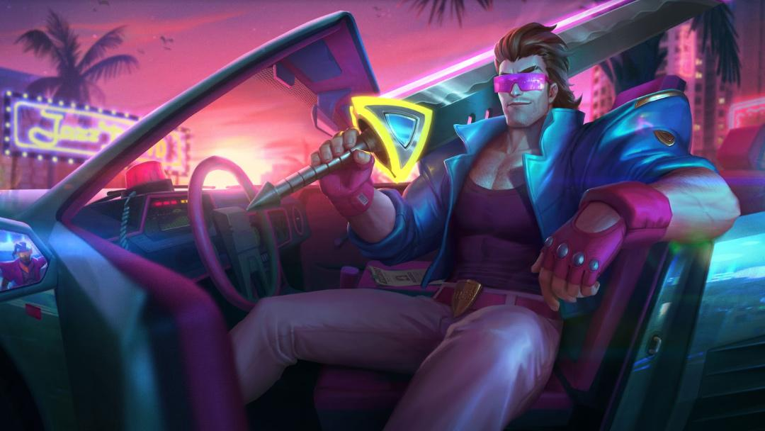 Learn More: Arcade 2019 | League of Legends