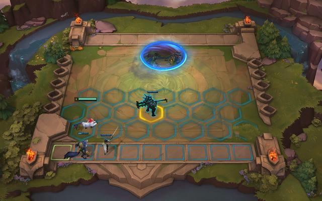 d2b849274ff Your team will then travel to an opponent's board (or they will come to  you) and a battle will unfold. During combat, your champions will move,  attack, ...