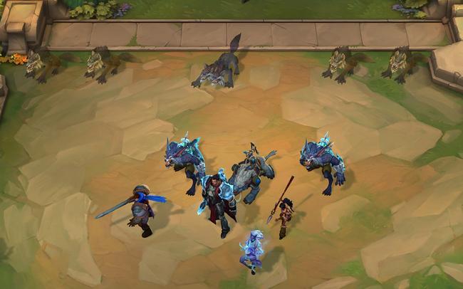 Teamfight Tactics Gameplay Guide   League of Legends