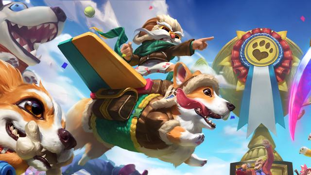 Skin-uri epice noi: Pisici vs  câini | League of Legends