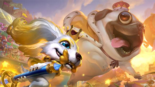 New Epic skins: Cats VS Dogs | League of Legends
