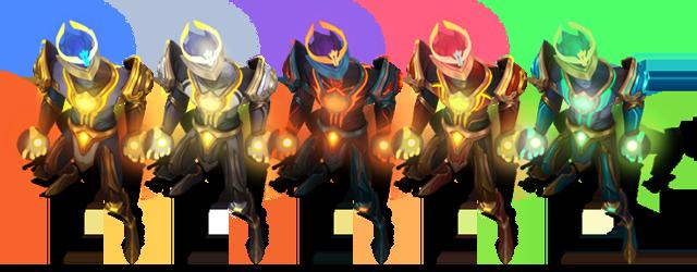 New skins: Arclight Brand and Prestige K/DA Ahri | League of Legends