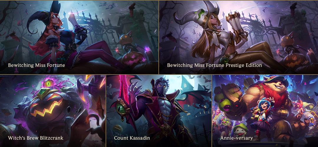 League Of Legends Patch 9 21 Notes Champion Update Details And Information