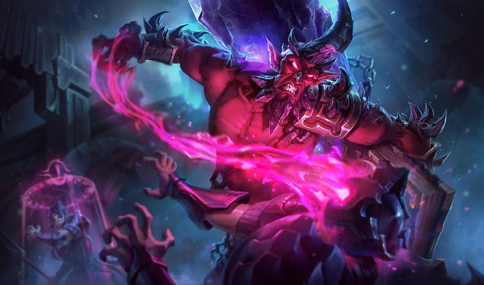 Champion Update Ryze The Rune Mage