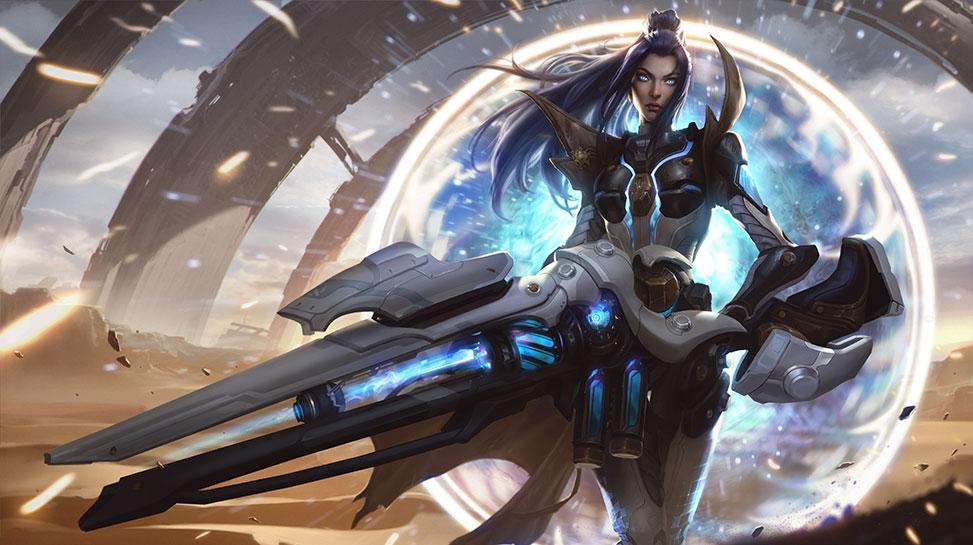 Learn More Pulsefire Caitlyn League Of Legends