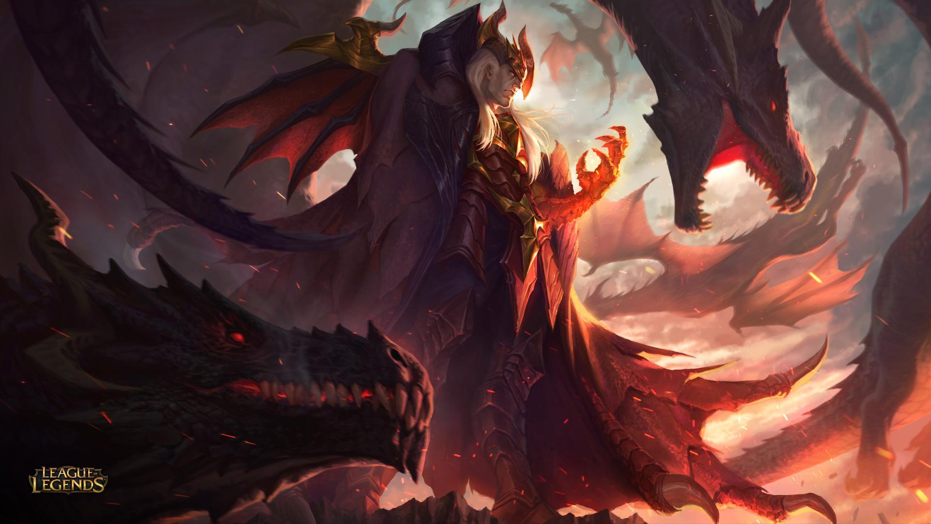 Resultado de imagem para swain caçador de dragões